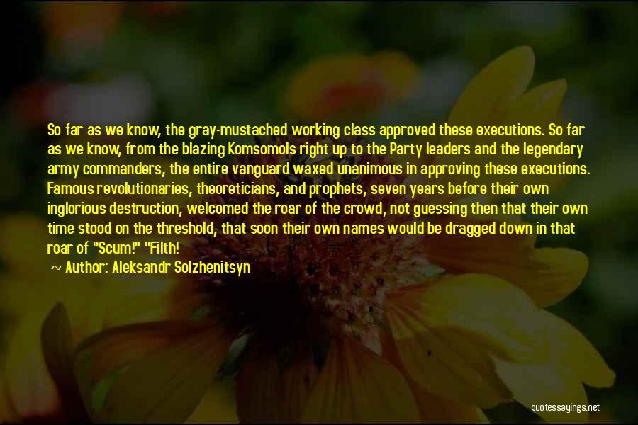 Prophets Quotes By Aleksandr Solzhenitsyn