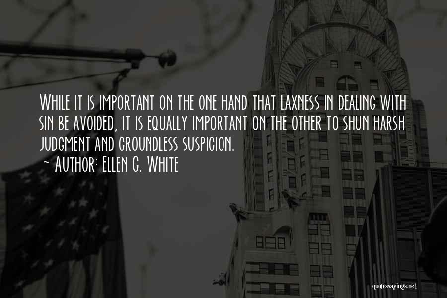 Prophets Quotes By Ellen G. White
