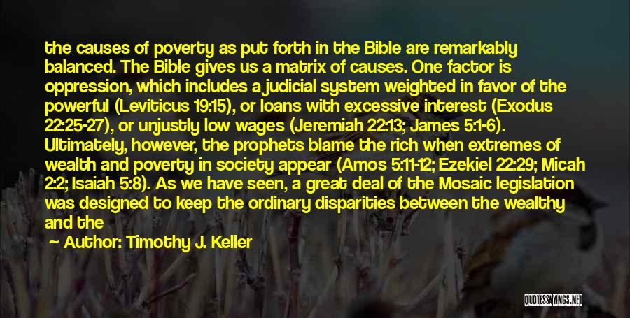 Prophets Quotes By Timothy J. Keller