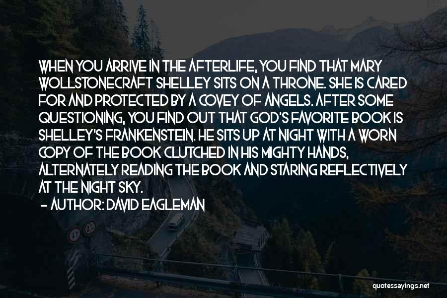 Protected By Angels Quotes By David Eagleman
