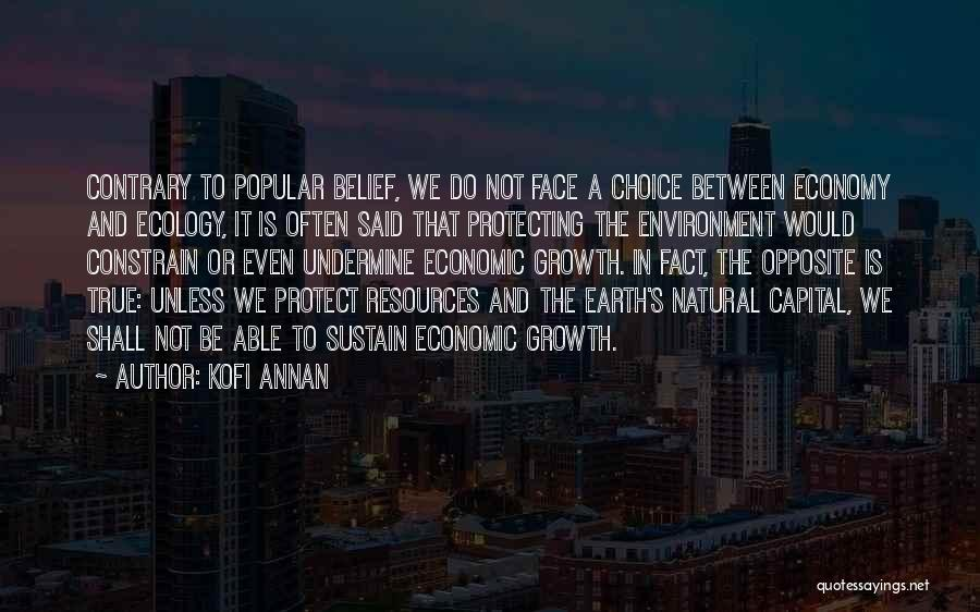 Protecting Each Other Quotes By Kofi Annan