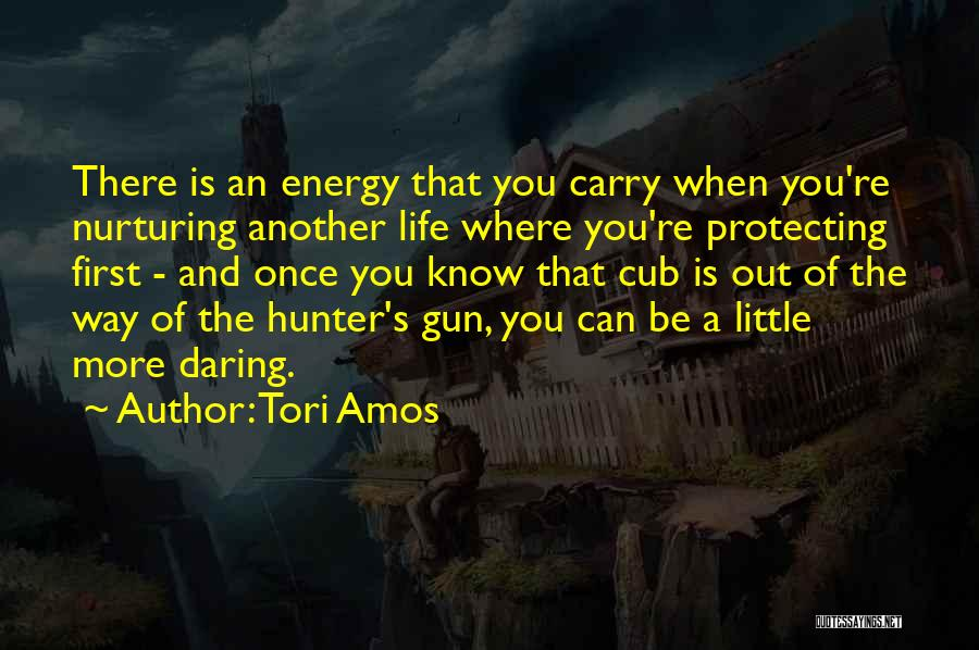 Protecting Each Other Quotes By Tori Amos