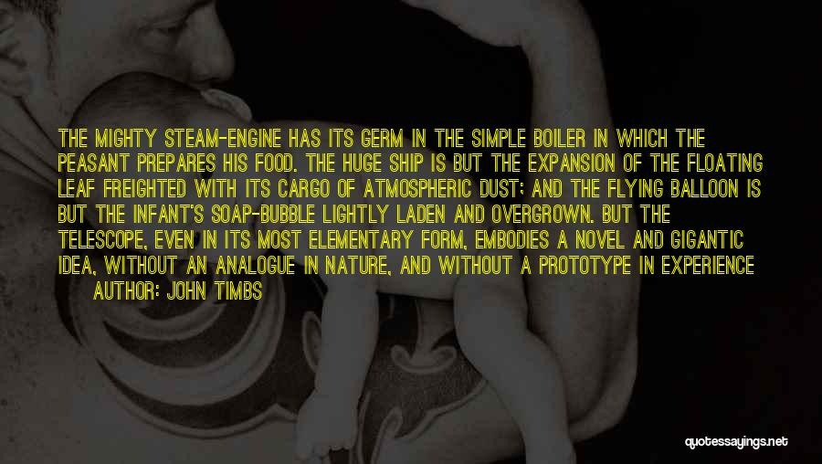 Prototype 2 Quotes By John Timbs