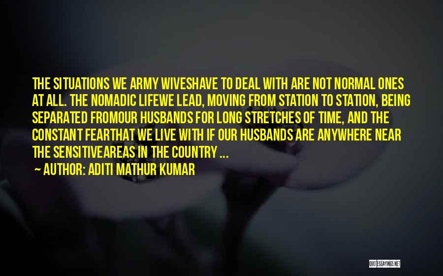 Proud Of Wife Quotes By Aditi Mathur Kumar