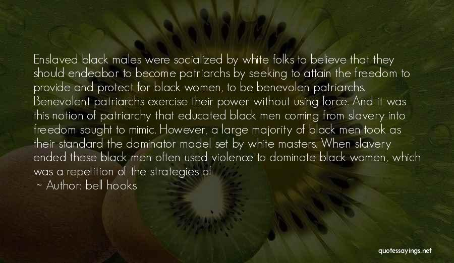 Provide And Protect Quotes By Bell Hooks