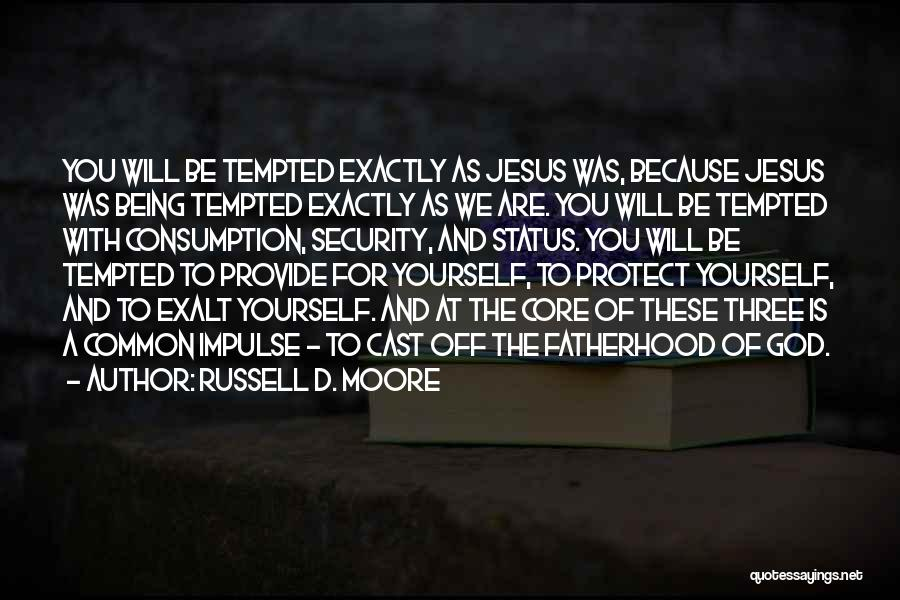 Provide And Protect Quotes By Russell D. Moore