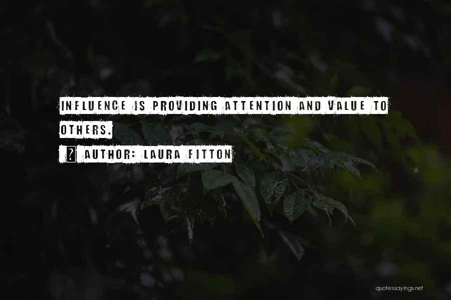 Providing Value Quotes By Laura Fitton