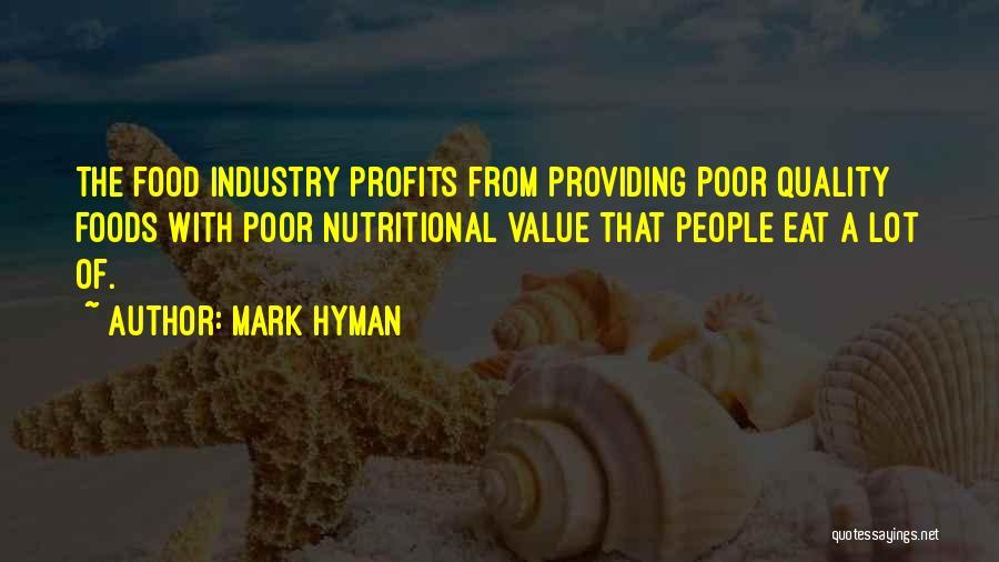 Providing Value Quotes By Mark Hyman