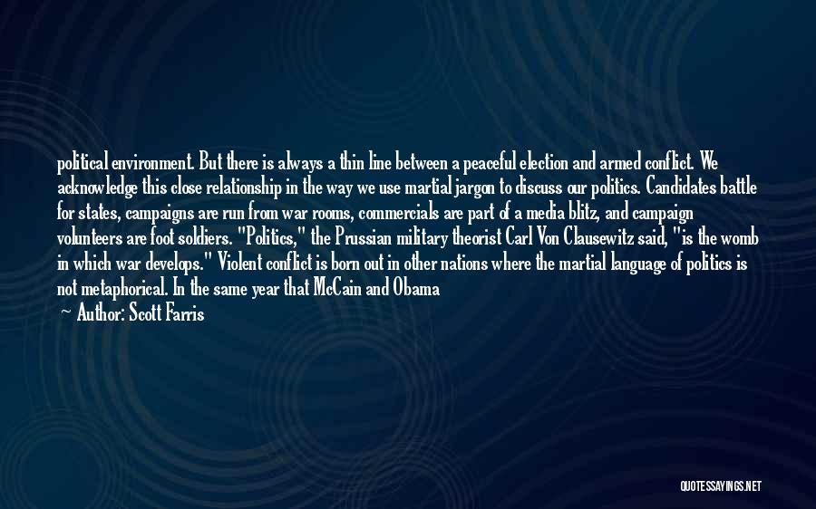 Prussian Military Quotes By Scott Farris