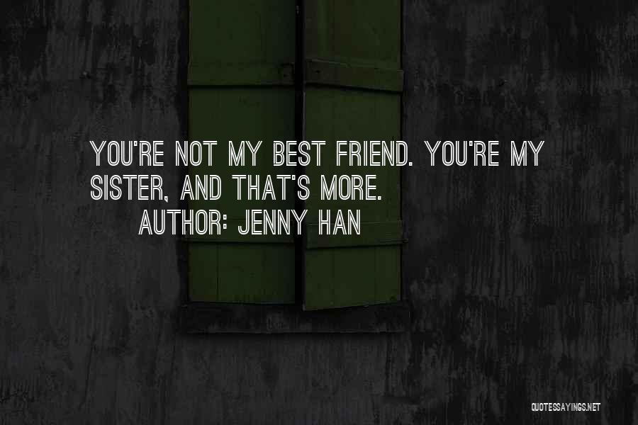Ps Love Quotes By Jenny Han