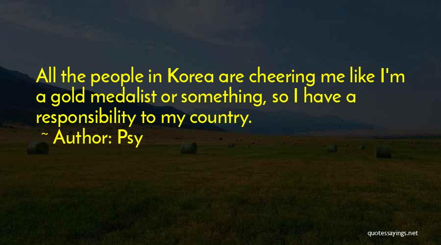Psy Quotes 1531155