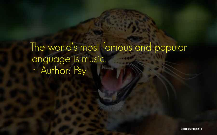 Psy Quotes 603749