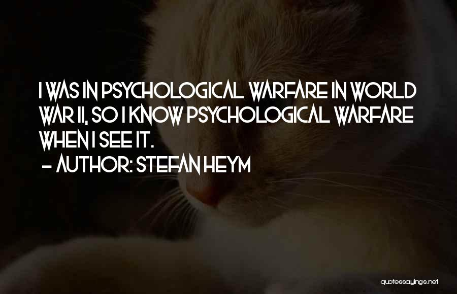 Top 53 Psychological War Quotes Sayings