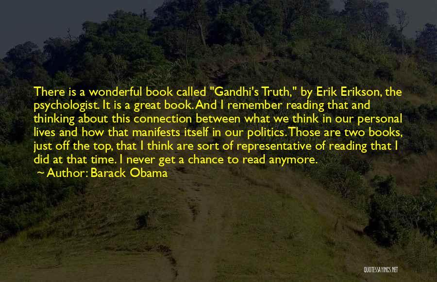 Psychologist Quotes By Barack Obama