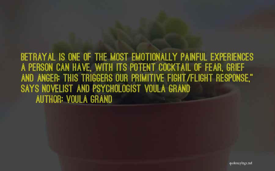 Psychologist Quotes By Voula Grand
