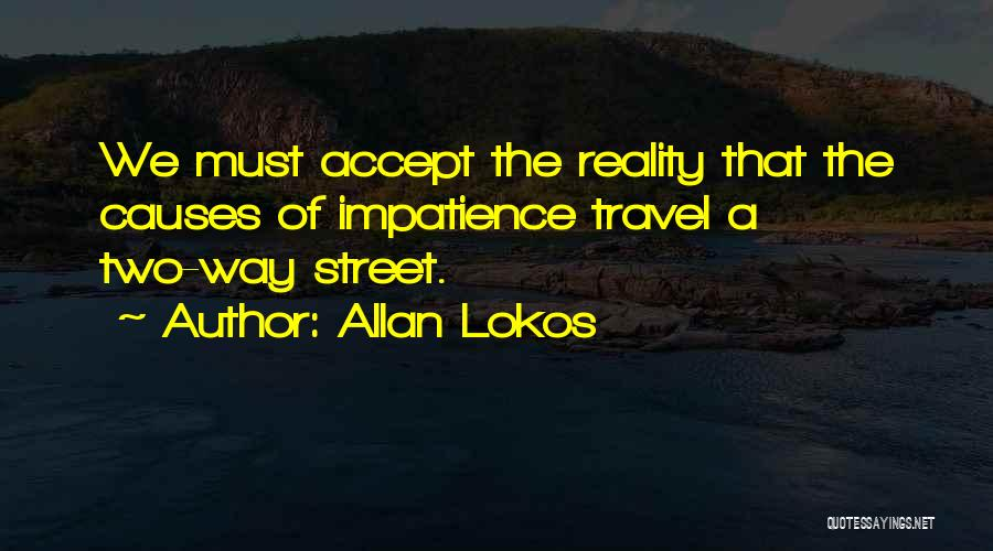 Psychology Quotes By Allan Lokos