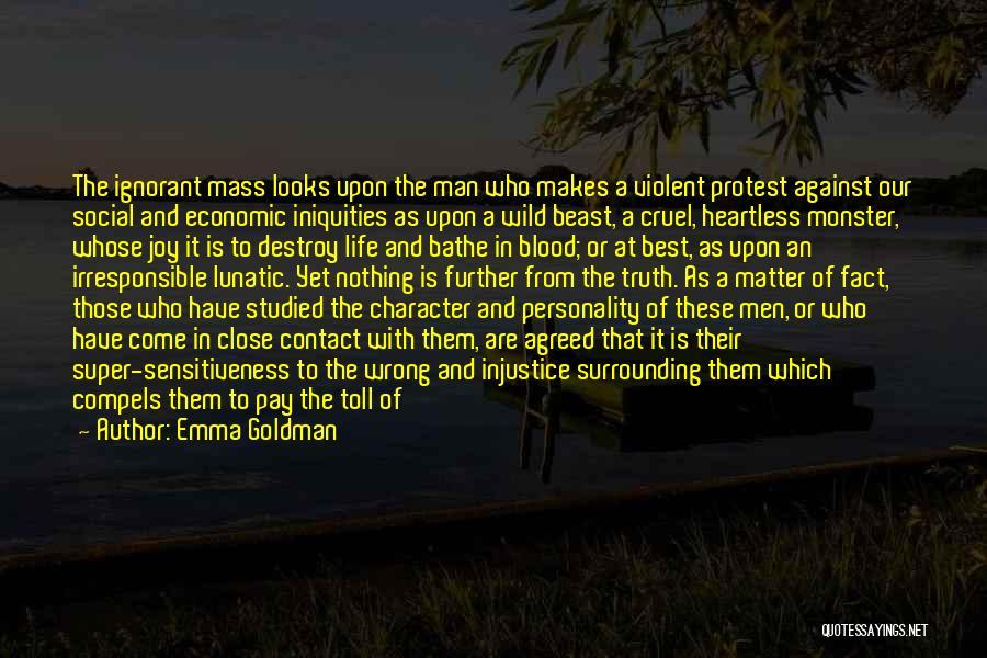 Psychology Quotes By Emma Goldman