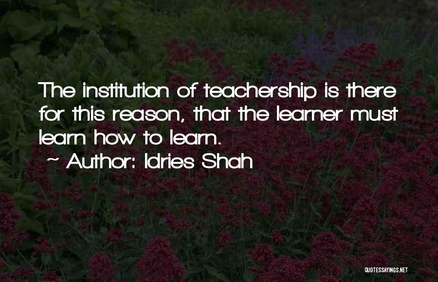 Psychology Quotes By Idries Shah