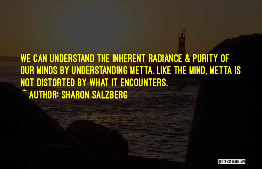 Psychology Quotes By Sharon Salzberg