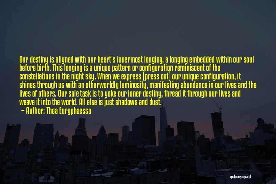 Psychology Quotes By Thea Euryphaessa
