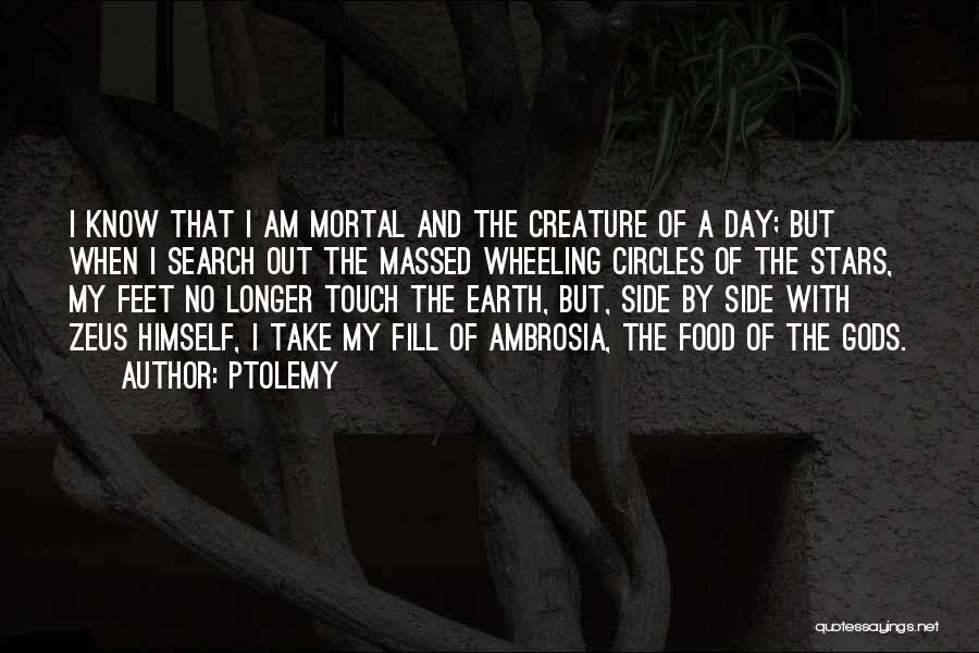 Ptolemy Quotes 1466367