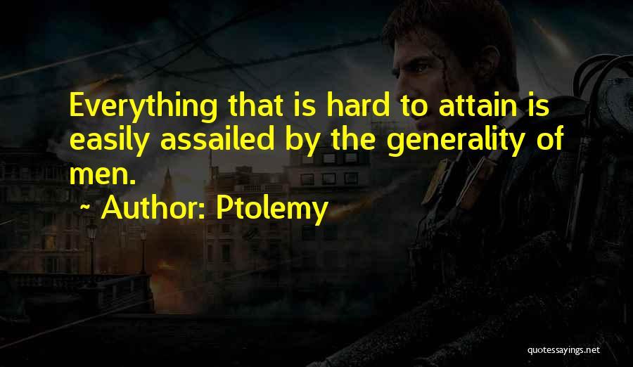 Ptolemy Quotes 735806