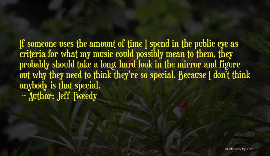 Public Figure Quotes By Jeff Tweedy