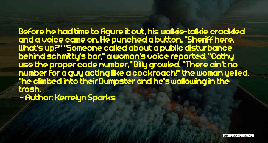 Public Figure Quotes By Kerrelyn Sparks