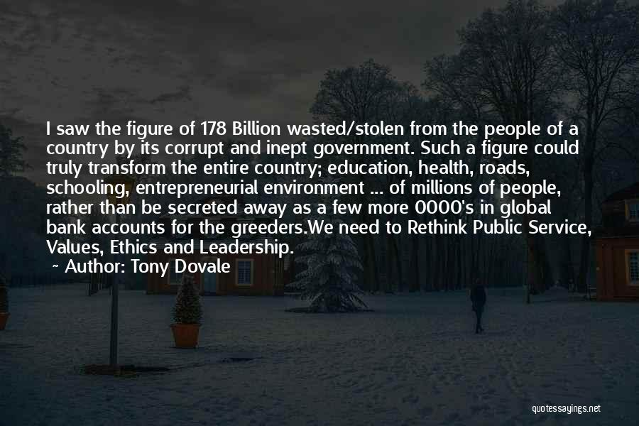 Public Figure Quotes By Tony Dovale