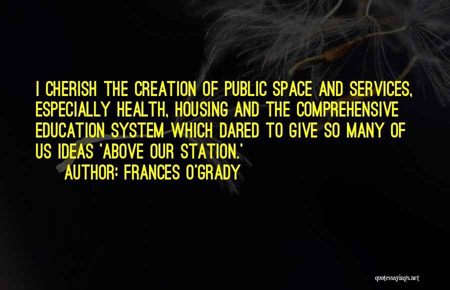 Public Health Education Quotes By Frances O'Grady