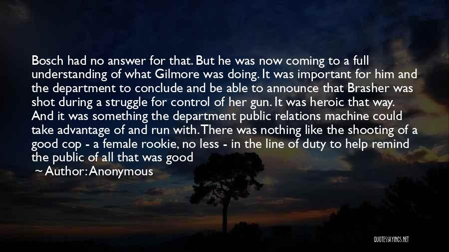 Public Relations Quotes By Anonymous