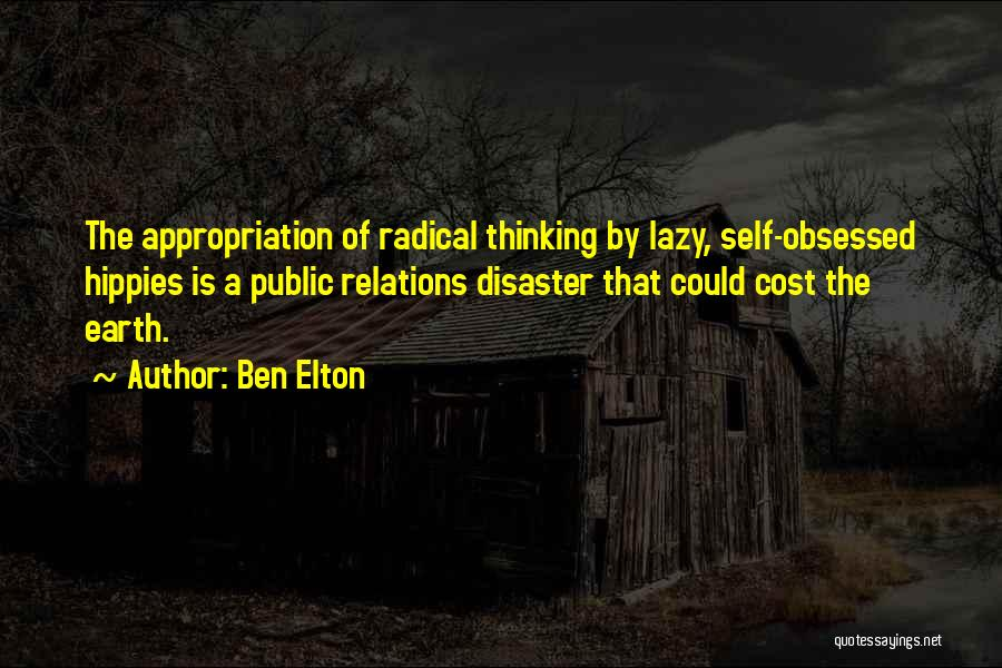 Public Relations Quotes By Ben Elton