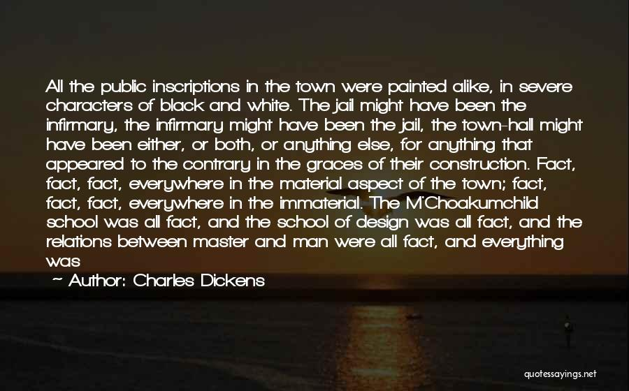 Public Relations Quotes By Charles Dickens