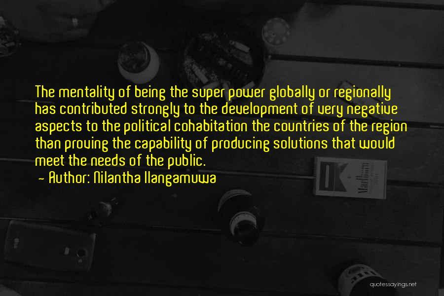 Public Relations Quotes By Nilantha Ilangamuwa