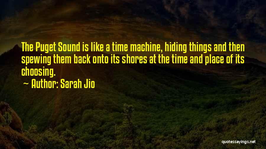 Puget Sound Quotes By Sarah Jio