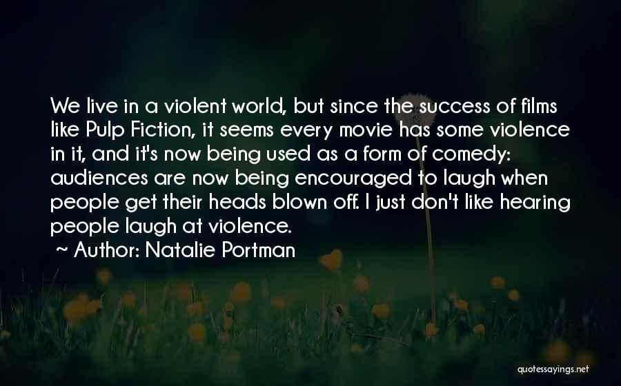 Pulp Fiction Best Movie Quotes By Natalie Portman