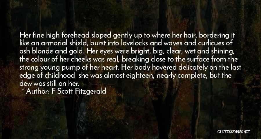 Pump It Quotes By F Scott Fitzgerald