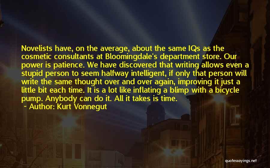 Pump It Quotes By Kurt Vonnegut