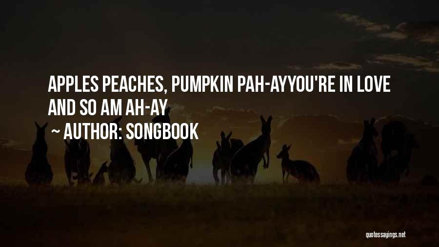 Pumpkin Love Quotes By Songbook