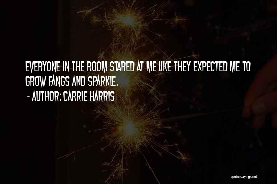 Pun Quotes By Carrie Harris