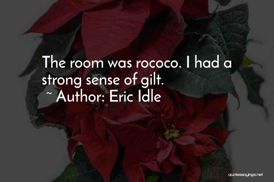 Pun Quotes By Eric Idle