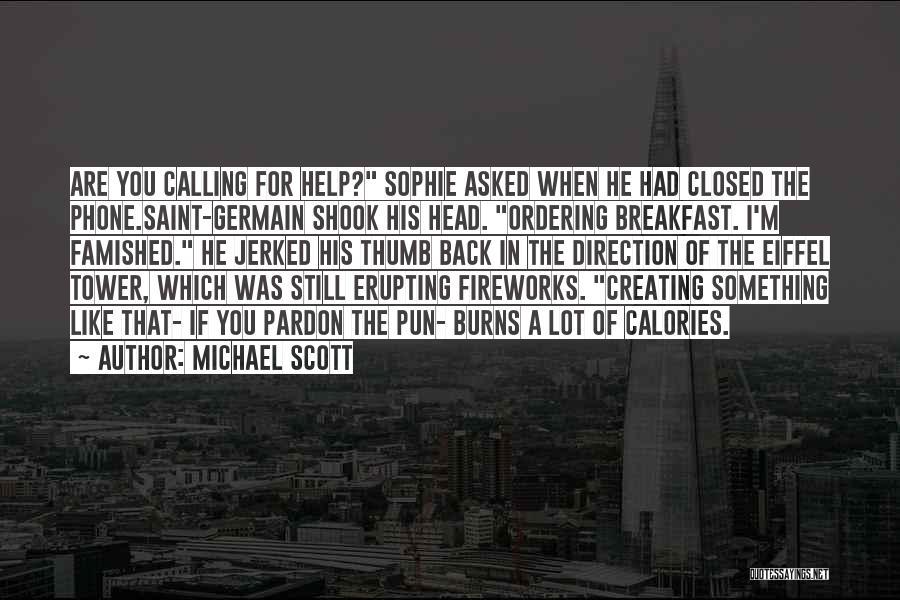 Pun Quotes By Michael Scott