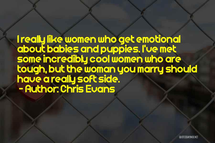 Puppies Quotes By Chris Evans