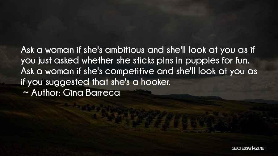 Puppies Quotes By Gina Barreca