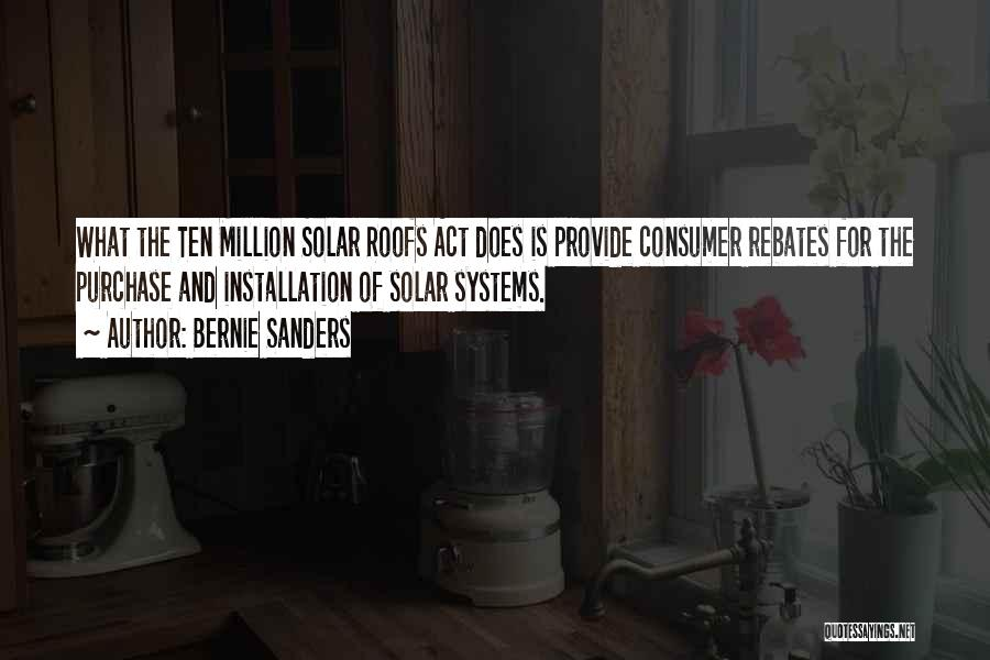 Purchase Quotes By Bernie Sanders