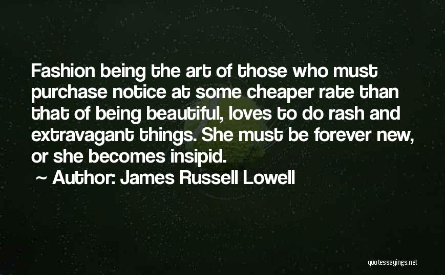 Purchase Quotes By James Russell Lowell