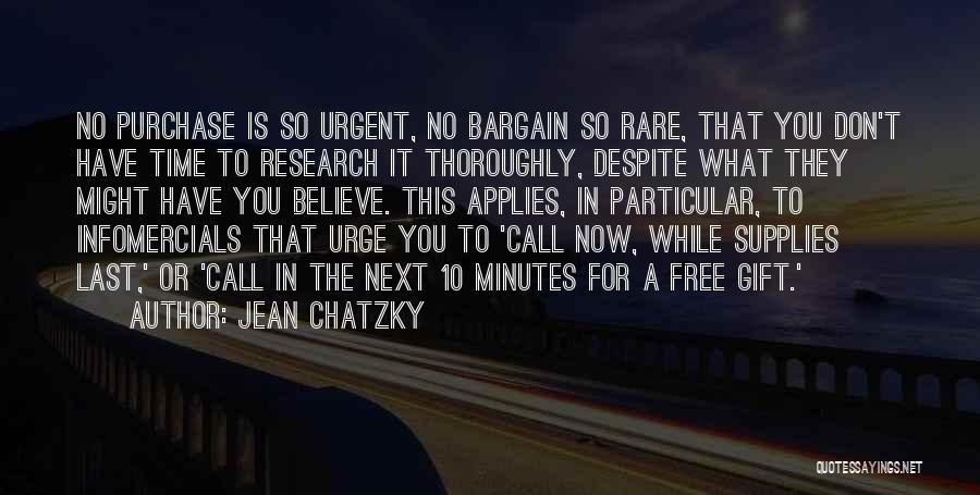 Purchase Quotes By Jean Chatzky