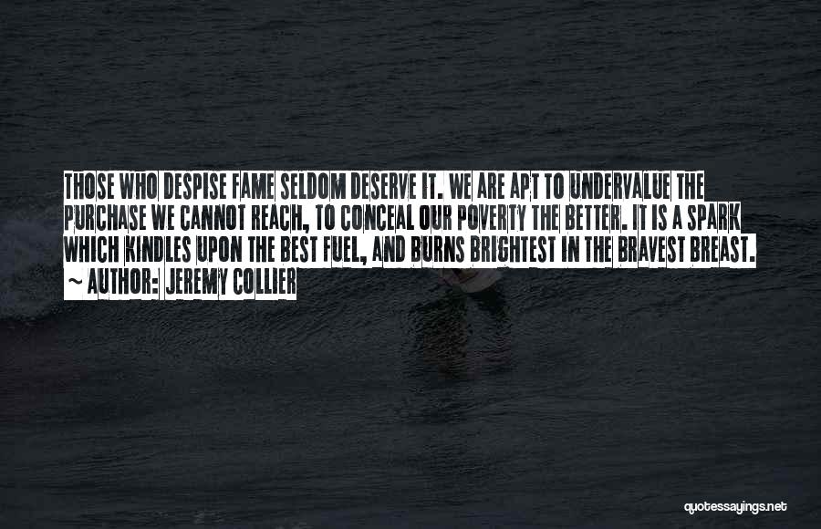 Purchase Quotes By Jeremy Collier