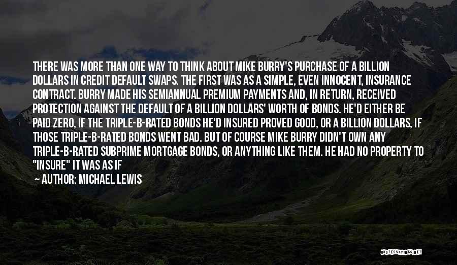 Purchase Quotes By Michael Lewis
