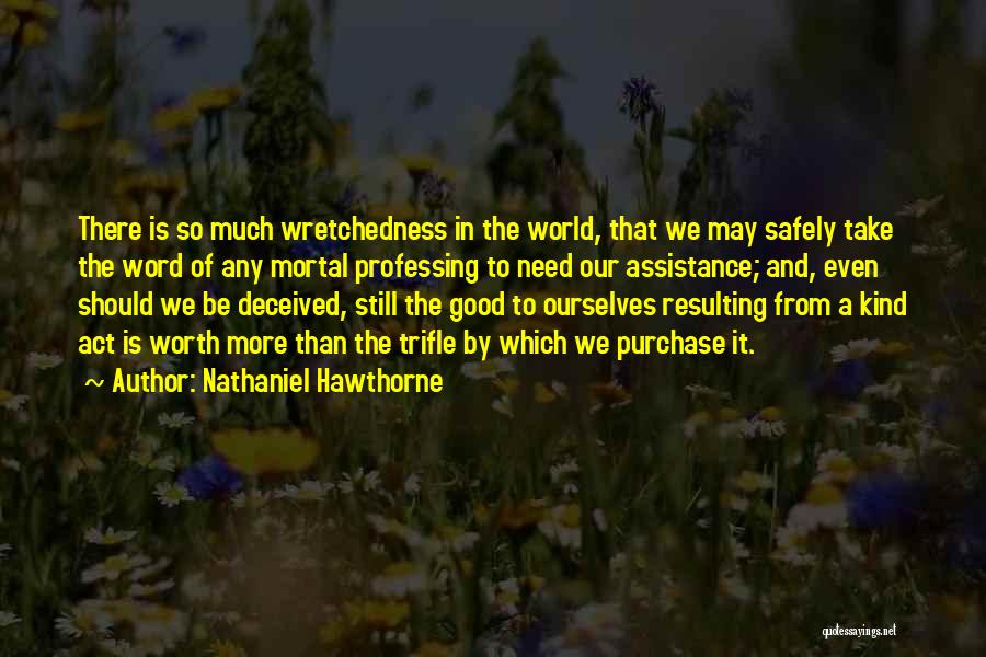 Purchase Quotes By Nathaniel Hawthorne